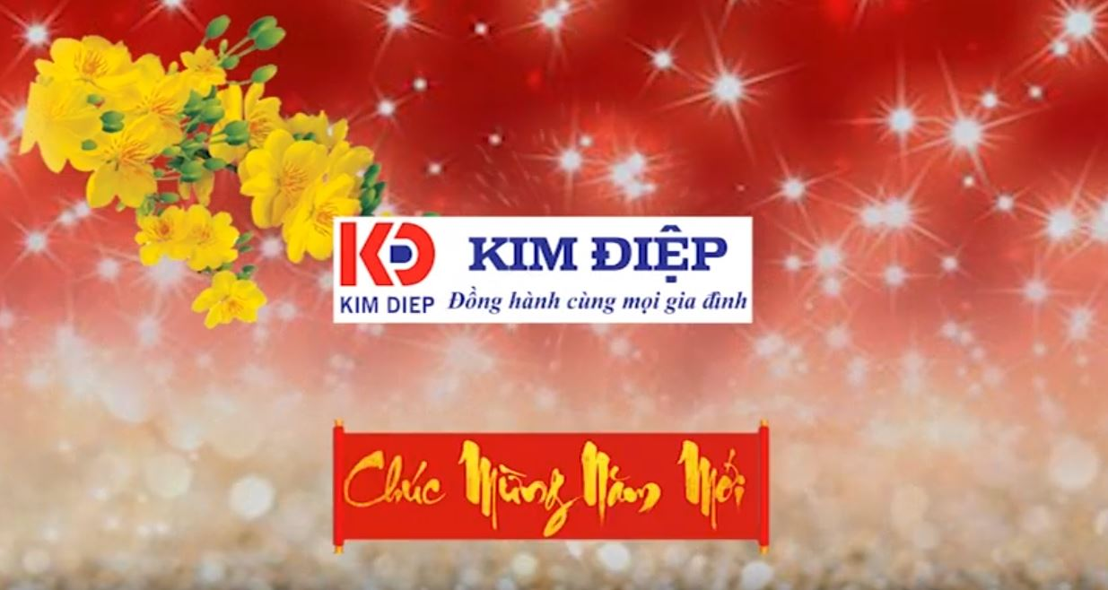 CÔNG TY KIM ĐIỆP CHÚC MỪNG NĂM MỚI 2019