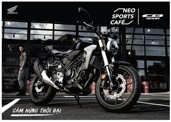Honda Việt Nam giới thiệu mẫu xe Naked hoàn toàn mới CB300R