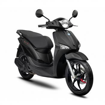 Piaggio Liberty S Black Series 125